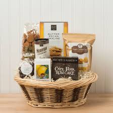 sweets of the south gift basket