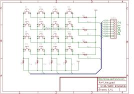 alarm keypad wiring diagram alarm wiring diagrams description 4x4 keypad alarm keypad wiring diagram