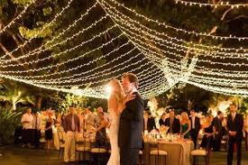 outside wedding lighting ideas. LIGHTS! On Itsabrideslife.com/wedding Lighting/ Outside Wedding Lighting Ideas D