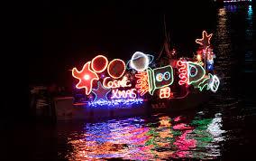 Santa Barbara Parade Of Lights