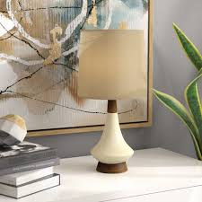 George Oliver Villela Retro 22 Table Lamp Reviews Wayfair