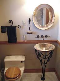 Bathroom Sinks For Small Spaces Small Bathroom Sink Vanity Nice Wall Mounted Wrought Iron Lamp