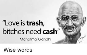 Ghandi Quote Impressive Mahatma Gandhi Quotes On Love Endearing Make Custom Picture Quote