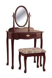 architecture vanity set with mirror and stool amazing tribesigns french vintage ivory white dressing table