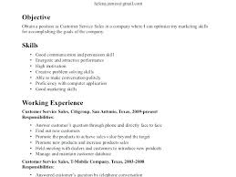 An Example Of A Good Resume Example Of Good Resume Good Resume