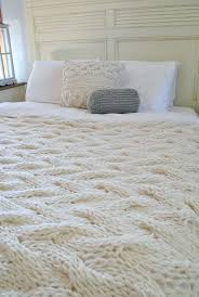 cable knit duvet cover chunky cable knit blanket in cream wool throw twin full queen king cable knit