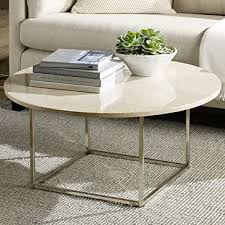 coffee table round marble top coffee table thisnext round marble coffee table round marble coffee
