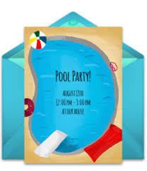 Party Invitation Images Free Free Summer Party Online Invitations Punchbowl