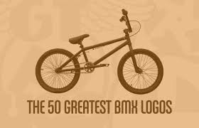 the 50 greatest bmx logos