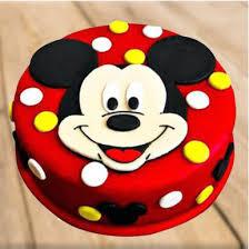 Mickey Mouse Birthday Cake 3lb Sri Lanka Online Shopping Site