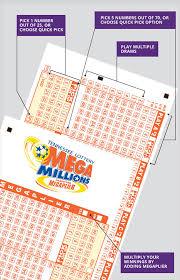 Mega Millions Tennessee Lottery