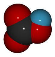 نتیجه تصویری برای یون هیدروژن کربنات