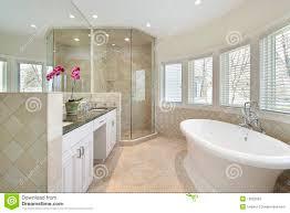 luxury master bathroom shower. Wonderful Bathroom Luxury Master Bath With Glass Shower Throughout Master Bathroom Shower R