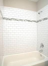 subway tile showcase 3 6 white daltile