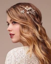Coiffure Mariage Boheme Chic Cheveux Mi Long