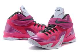 lebron soldier 8. for sale nike zoom lebron soldier 8 vivid pink fire white-black online o
