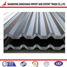 building material corrugated prime cold rolled hot dipped zinc prepainted color coated ppgi ppgl galvalume galvanized
