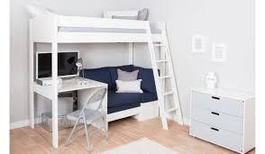 Hochbett Mit Sofabett Sofa 140x200 Drunter Couch Und