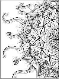 Kids Mandala Coloring Pages Easy Mandala Coloring Pages Mandala