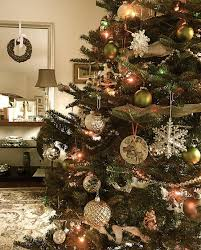 christmas tree decorating ideas vintage