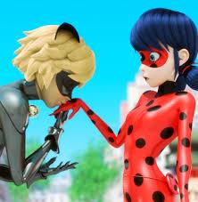 Resultado de imagem para ladybug e cat noir