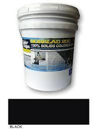 Norklad 200 100 Solids Colored Epoxy Paint Black 3 Gallon Kit Ebay