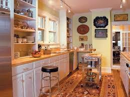 Small Picture galley kitchen design ideas Modern Galley Kitchen Dream House