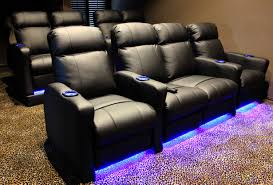 media room furniture seating. media room furniture seating with black leather a