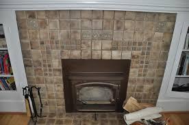 home design fireplace tile ideas craftsman expansive fireplace tile ideas craftsman intended for found