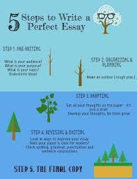 steps to write a perfect essay visual ly how do you  5 steps to write a perfect essay visual ly how do you argumentative essay 547da311ad70a