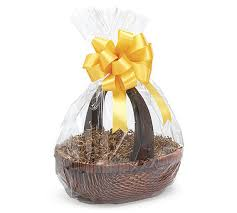 clear shrink wrap bag for gift basket manufacture