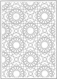 Small Picture Printable Geometric Patterns Pattern Coloring Sheets Coloring