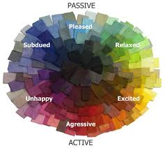 Color And Mood Chart Amazing Idea 12.