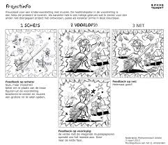 Fases Kleurplaat Heks Kindervoorstelling Sanne Tekent Schrijft