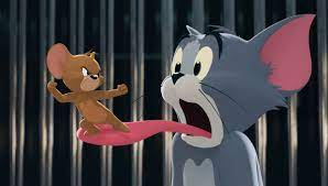 Tom & Jerry enter the real world in first trailer for the duo's Hollywood  film