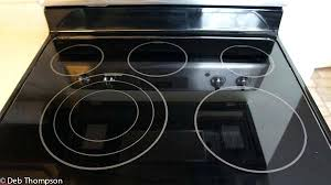 maytag stove top range black smooth oven used convection reviews removal parts