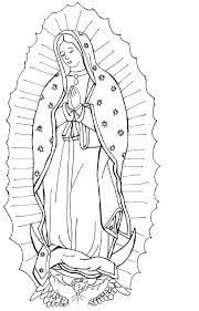 Immaculate Conception Coloring Pages Lizzy Pinterest Coloring