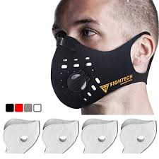 Industrial & Scientific <b>Activated Carbon Dustproof</b> Mask Face Mask ...