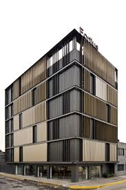 office facades. Full Size Of Uncategorized:commercial Building Facades Ideas Within Inspiring Renovation Mxico Fortius Office Pinterest