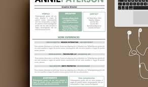 Free Creative Resume Templates Microsoft Word Builder Sevte