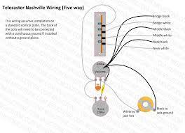telecaster nashville wiring diagram h bridge wiring diagram Bridge Wiring Diagram #46