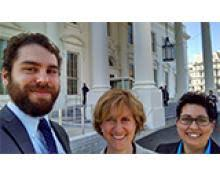 Laurel Smith-Doerr, Sharla Alegria and Tim Sacco Present on Diversity in  Science Teams at White House | Sociology | UMass Amherst