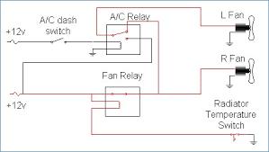 relay switch wiring diagram kanvamath org dual radiator fan wiring diagram captivating nissan radiator fan wiring diagram best image