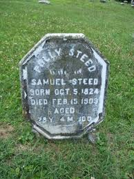 "Mary ""Polly"" Willis Steed (1824-1903) - Find A Grave Memorial"