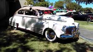 Oldies Car Club Chevrolet Fleetline lowrider BOMB Stockton ...
