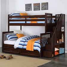 twin over full bunk bed with stairs. Twin Over Full Bunk Bed With Stairs R