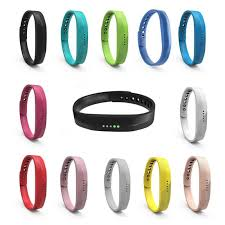 Details About Sport Silicone Wrist Band Strap Bracelet For Fitbit Flex 2 Smart Watch Size S