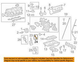 lexus toyota oem 13 16 ls460 engine oil filter housing o ring seal image is loading lexus toyota oem 13 16 ls460 engine oil