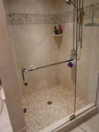 river rock tiles bathroom traditional with accent tile river rock tile bathroom ideas