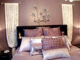 bedroom wall decorating ideas for teenage girls. Bedroom, Exciting Wall Decor For Teenage Girl Diy Room Decorating Ideas Teenagers Flowers Purple Bedroom Girls O